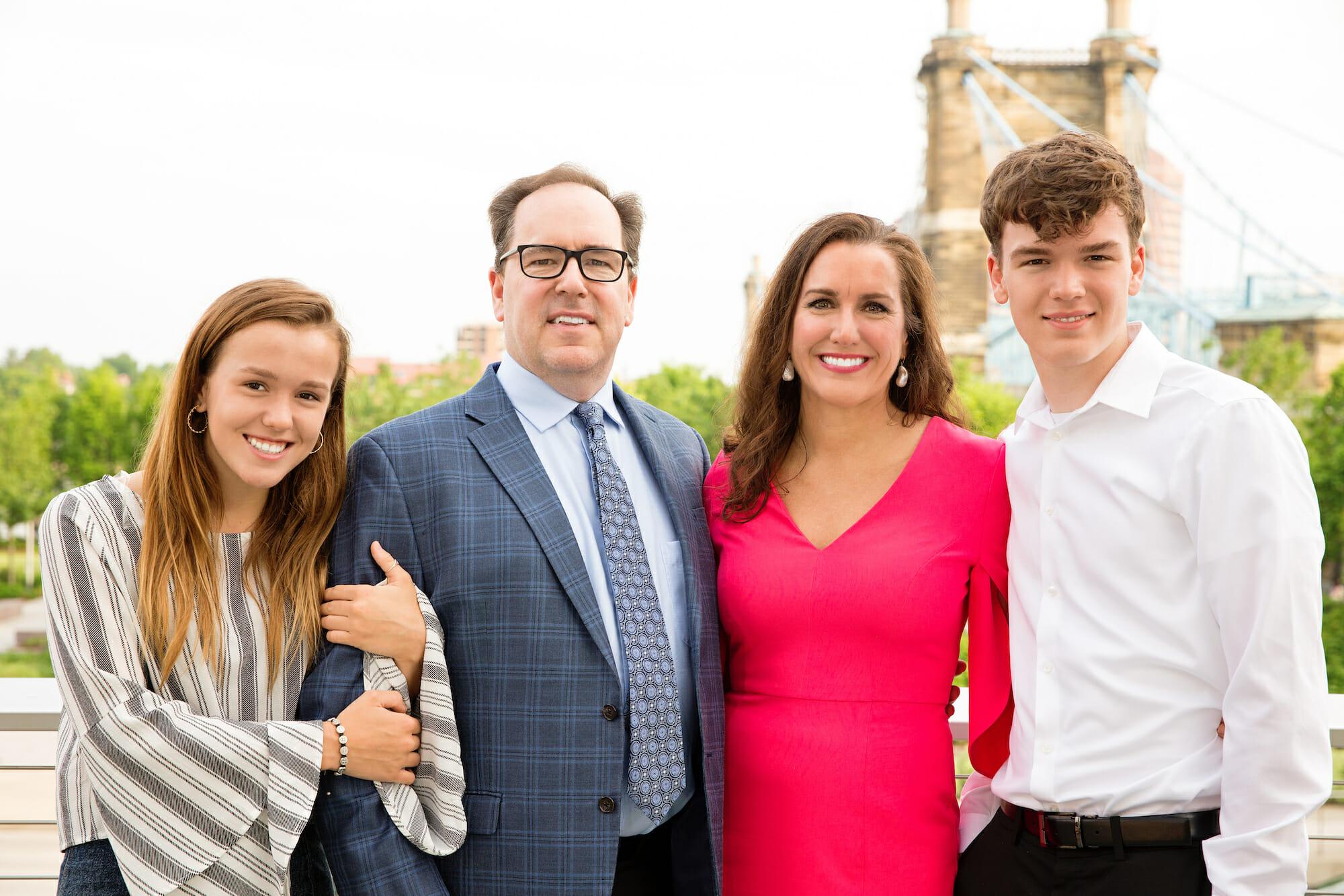 Dr. Jane Ross Mays Family