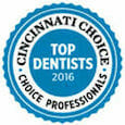 Cincinnati Choice Top Dentist